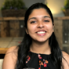 Gauri, student blogger