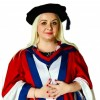 Course stories - BU graduates charity work acknowledged with honorary doctorate