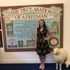 Katie Thompson Freedom of City 1