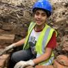 Natasha's Archaeology career on The Great British Dig