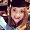 Amber Williams, BU postgrad student