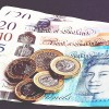 UK bank notes and coins
