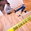 crime scene investigative forensic