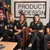 Product design students