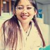 Shrada, BU vlogger and Forensic Science student