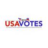 USA Votes logo