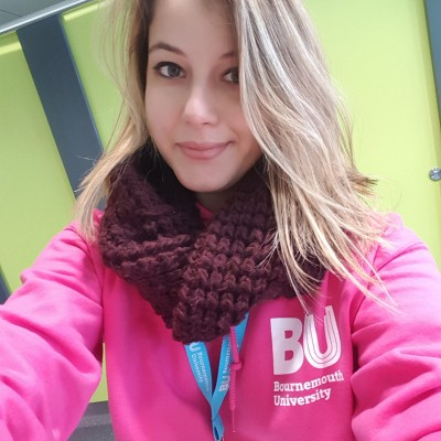 Talya, student ambassador