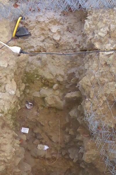 Trou Al Wesse stratigraphy