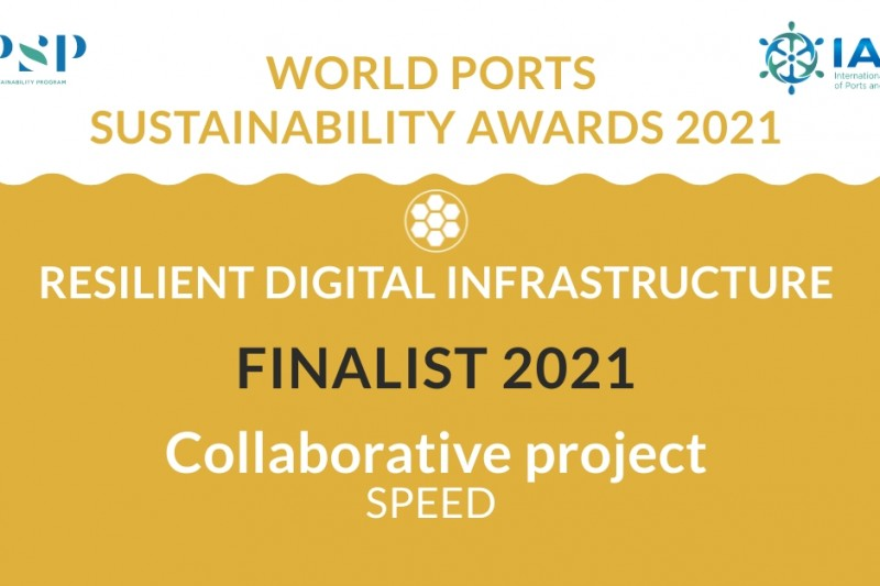Speed project - IAPH sustainability nomination