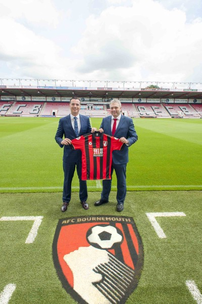 AFCB new contract signing 2016