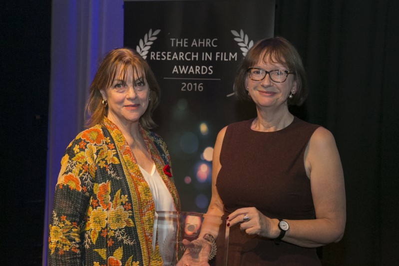 AHRC film award