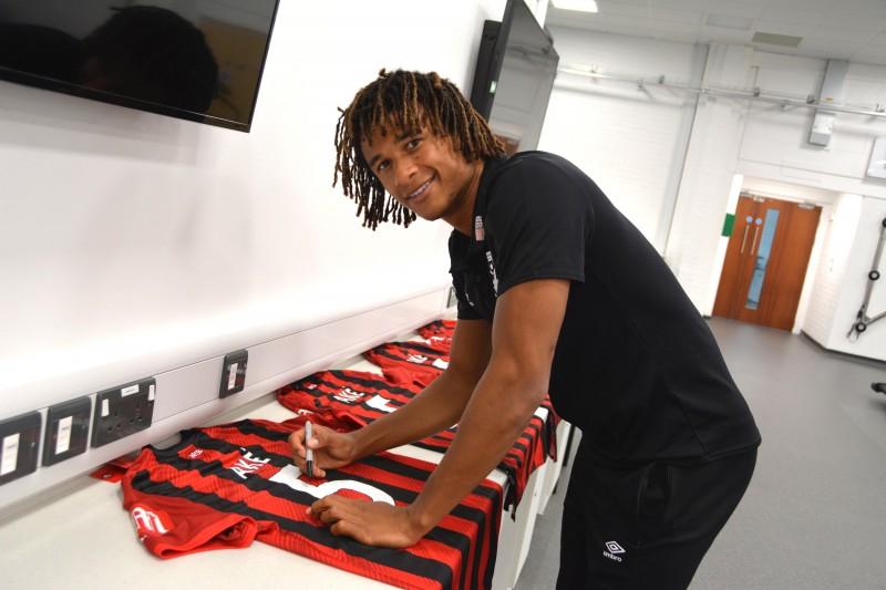 Nathan Ake signing