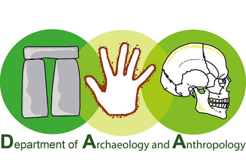 Department of archaeology and anthropology logo