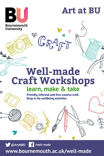 Well Made Craft Workshops Bournemouth University