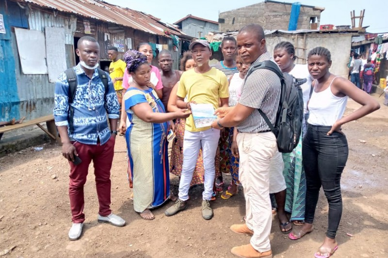 BUDMC resource in Freetown
