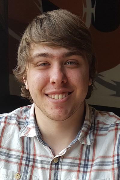 Ben Russell, BU student