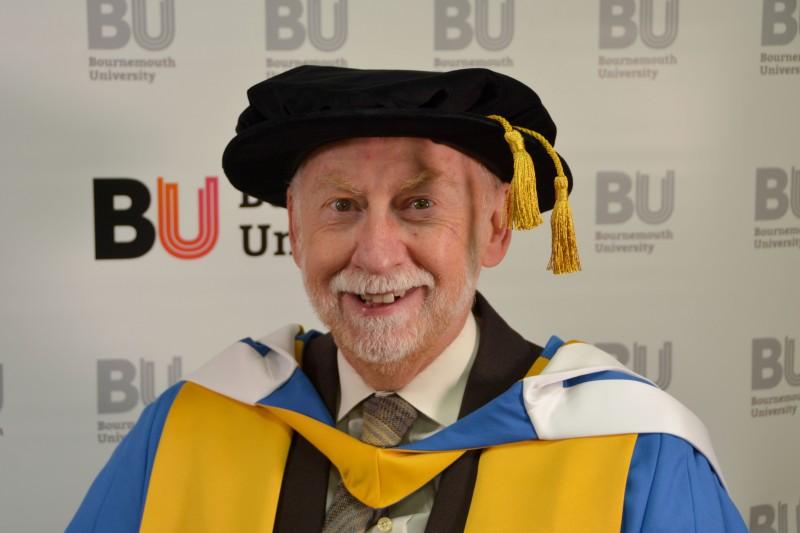 Bill Merrington Hon Doctorate