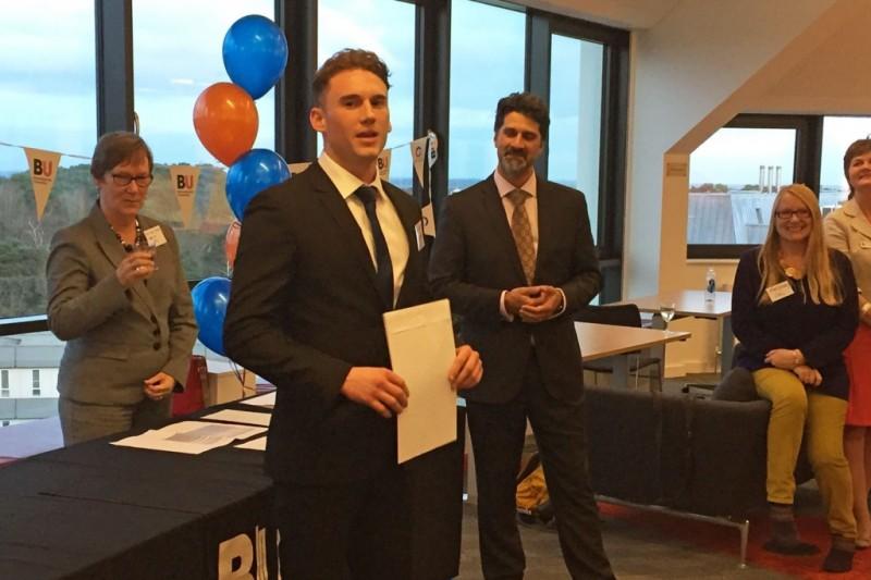 CEL co-creation awards presentation