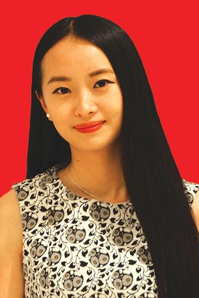 Cynthia Hong, BU alumni