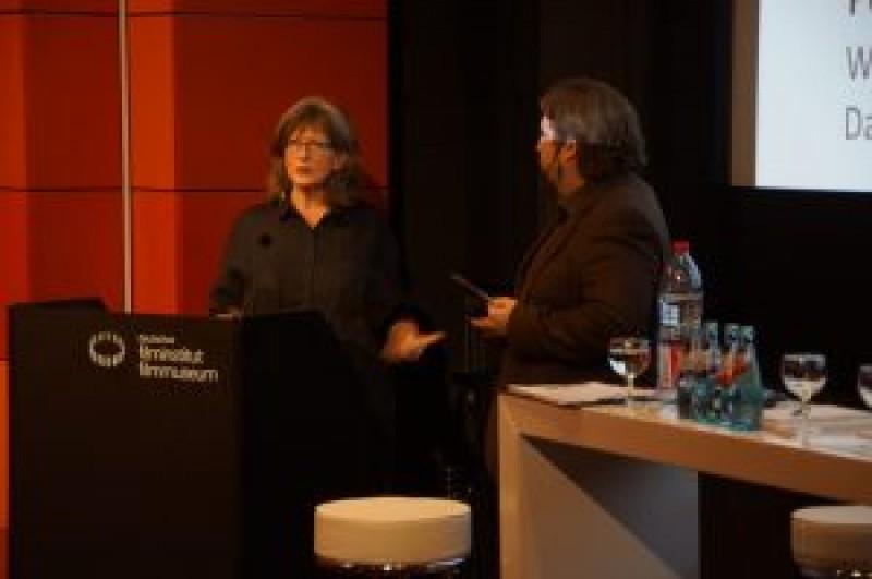 Dr Kerstin Stutterheim - Hessen Film panel