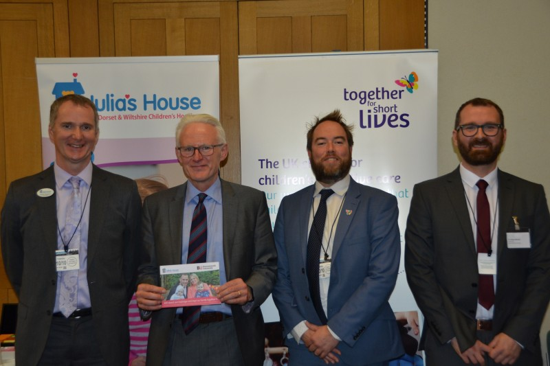respite research Parliamentary event
