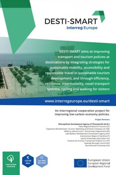 Desti-Smart poster