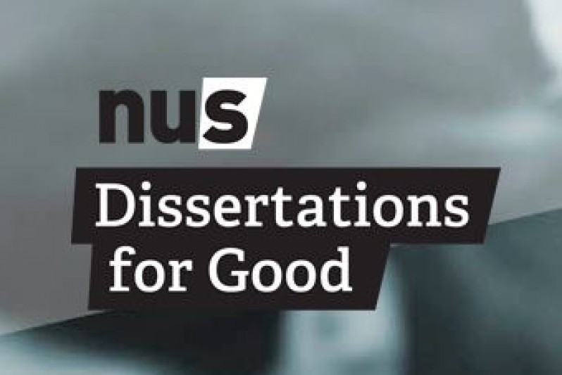Do you want your dissertation to make a difference    Bournemouth     Bournemouth University