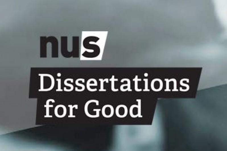 NUS Dissertations for good