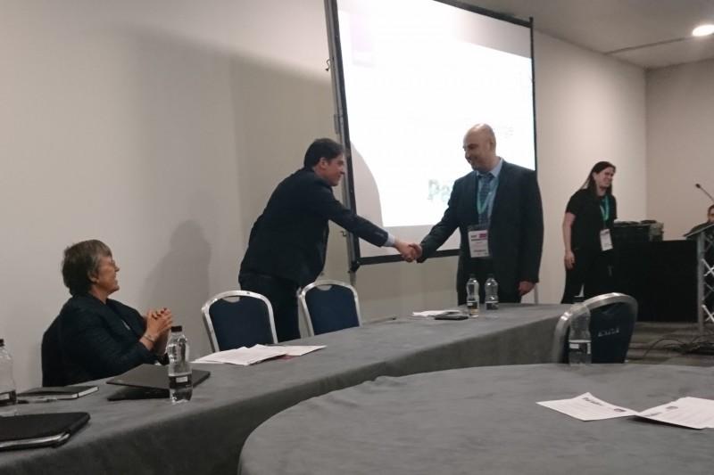 EROGamb wins Best Project Award