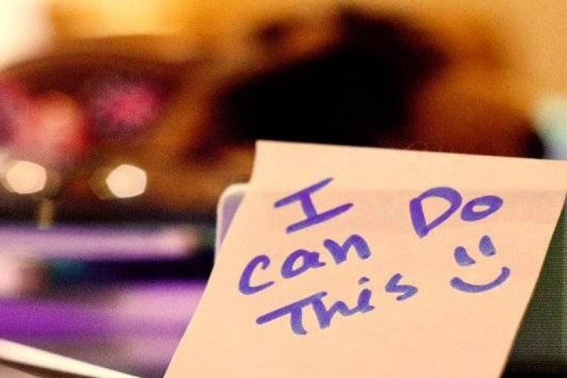 Exams post it note - I can do this