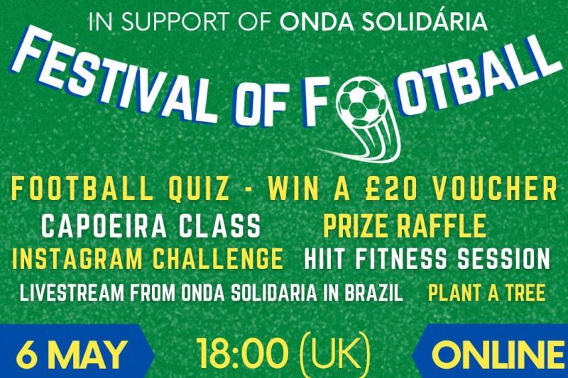 Festival of Football event