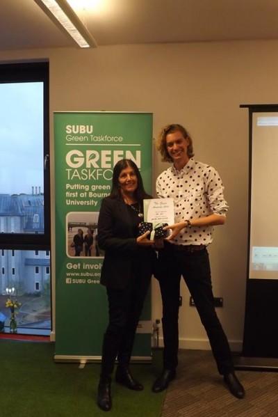 Green impact - Chris Shiel