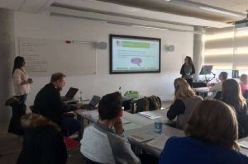 Workshops were conducted with 28 local practitioners including care home managers, architects and interior designers