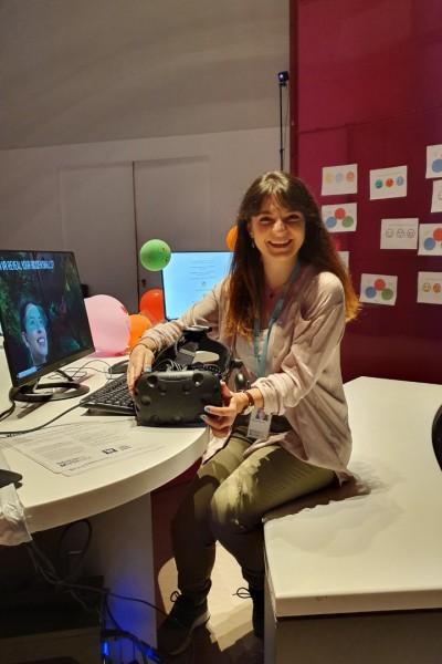 Ifigeneia Mavridou VR experiment