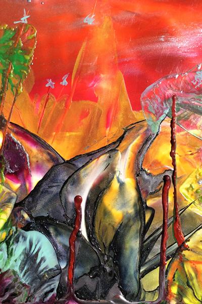 Inner Worlds artwork - The Rebel