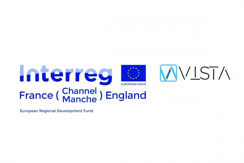 VISTA AR INTERREG logo