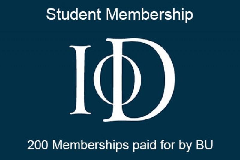 IoD logo free membership 2019