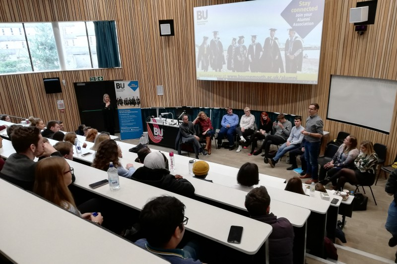 Journalism Careers Forum 2019