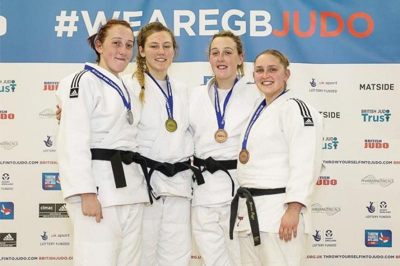 Donna Riggs - judo