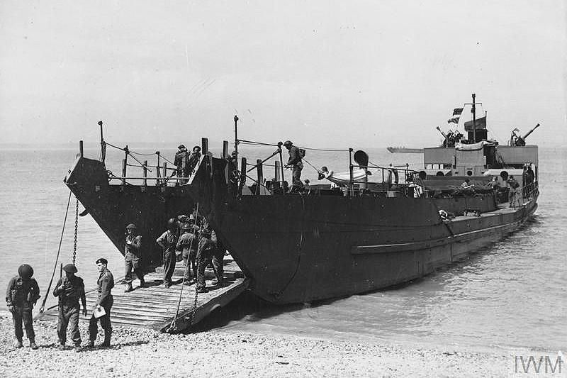 WW2 landing craft 1
