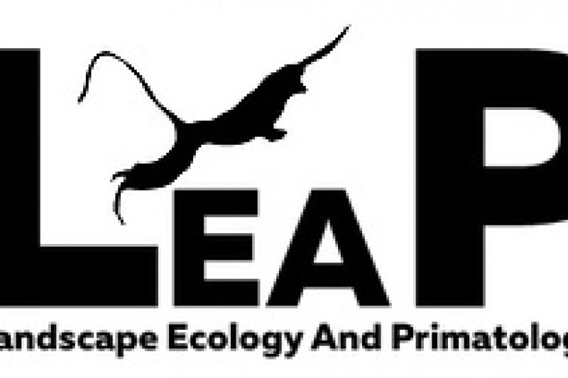 Logo for Landscape ecology and primatology research group