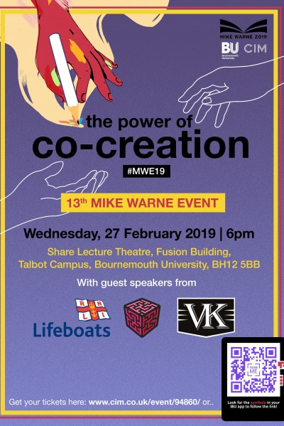 Mike Warne lecture 2019
