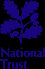 National Trust logo small blue