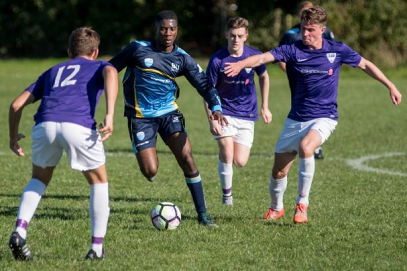 Image of TeamBU Football team