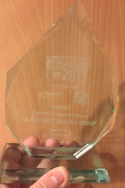 Proud to Care Award