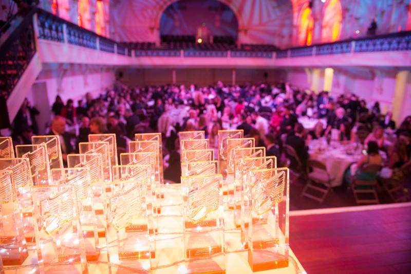 The RTS Professional and Student Awards 2018