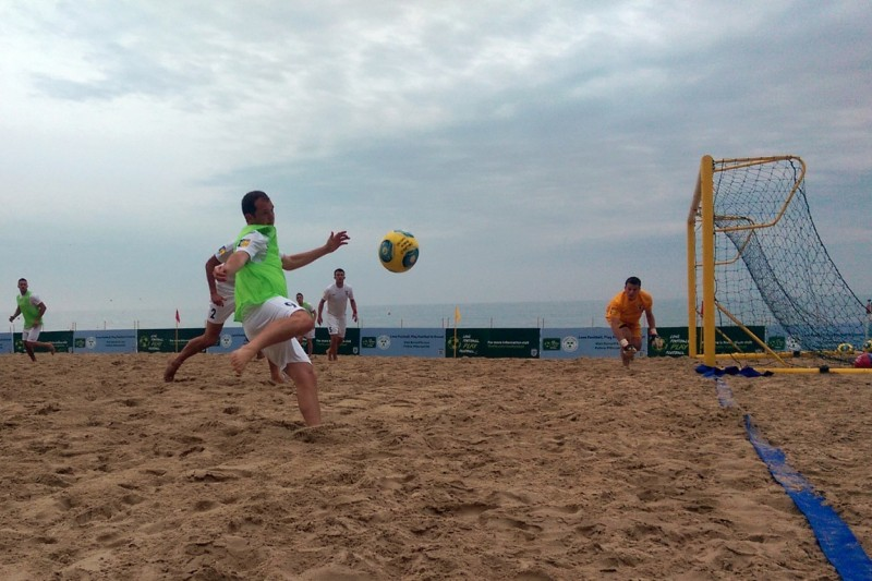 Goal Chance and Scoring Creation Methods in Beach Soccer