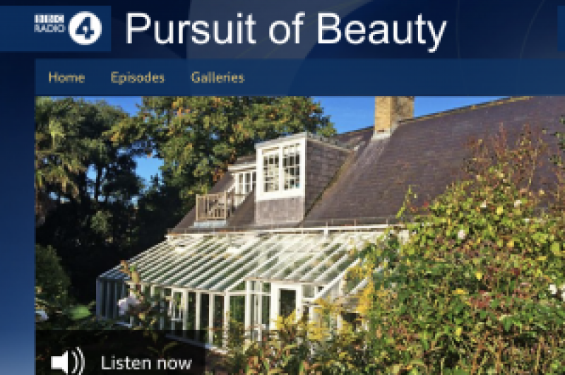 Radio 4 Pursuit of Beauty