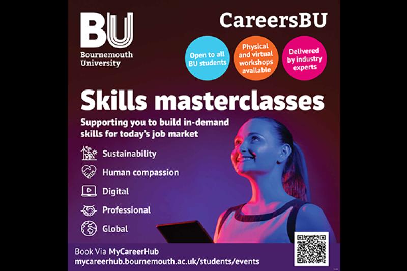 Skills Development Masterclasses