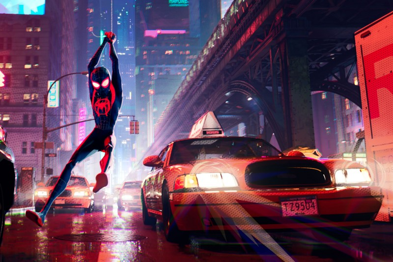 Spider-Man: Into the Spiderverse 2